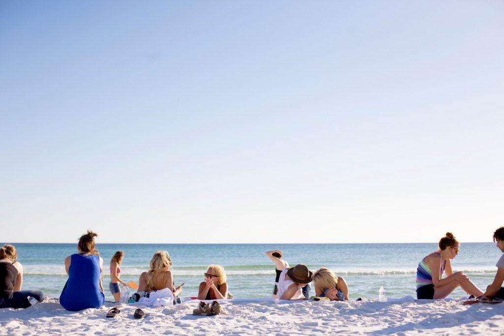 wakacje plaża pożyczka weekend